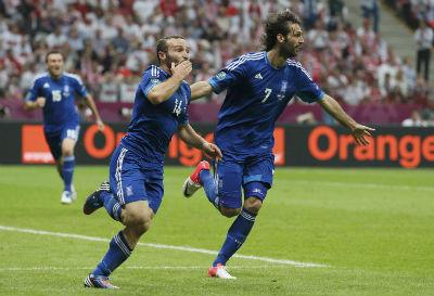 Los jugadores griegos coinciden en su pésimo arranque