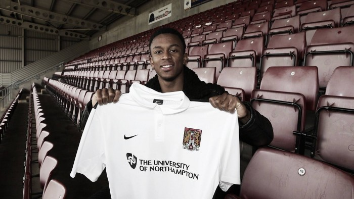 Raheem Hanley leaves Swansea for Northampton