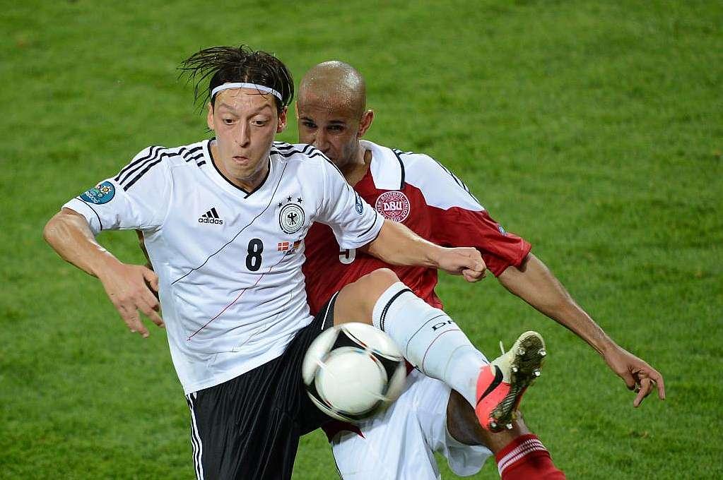 Alemania entierra el sueño danés