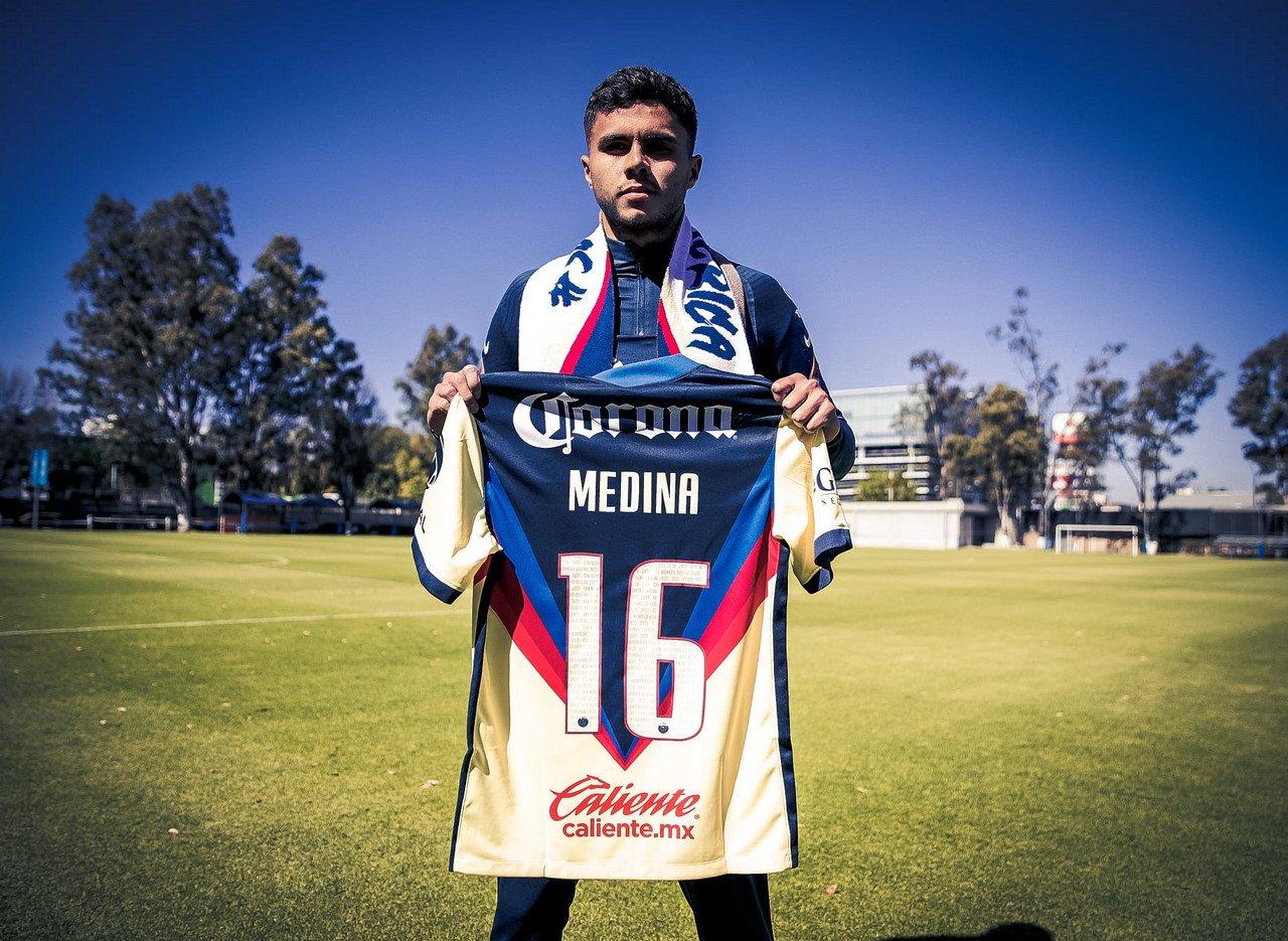 """Alan Medina: """"Van a ver mi máximo esfuerzo cada partido"""""""