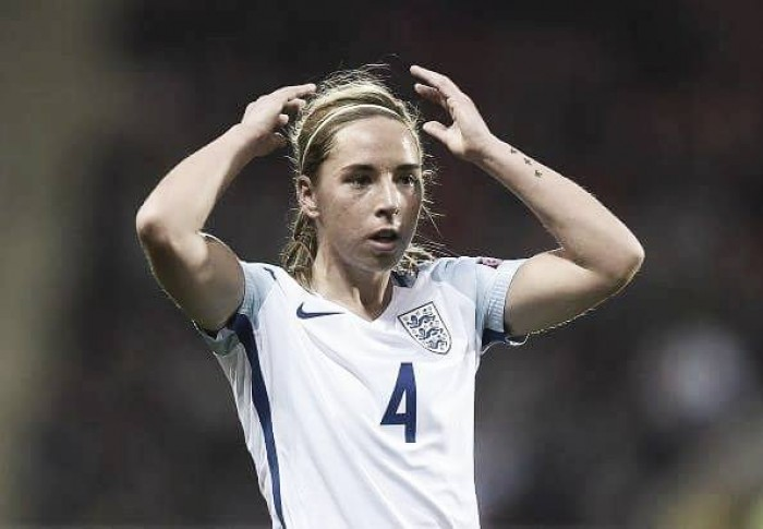 Jordan Nobbs ruled out of England's Serbia trip