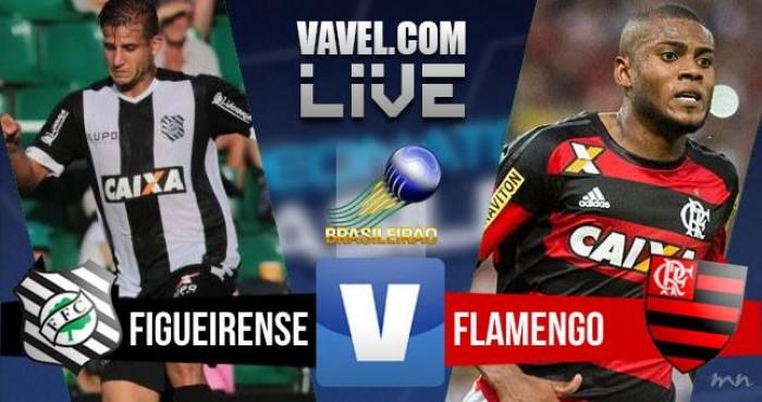 Resultado Flamengo 3x1 Figueirensena Copa Sul-Americana 2016