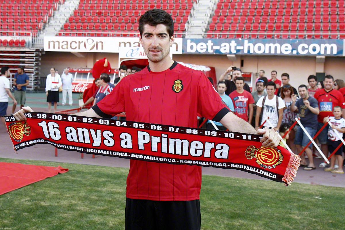 Arizmendi ficha por el Mallorca