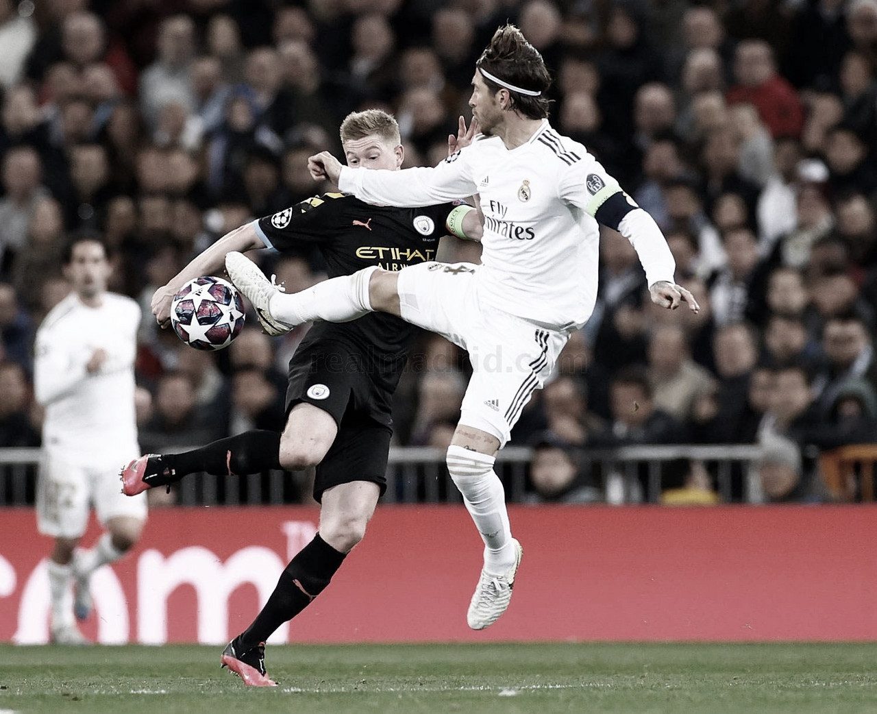 Sergio Ramos, ausencia determinante para el Manchester City vs. Real Madrid