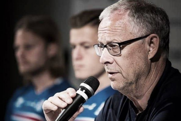 Lars Lagerbäck's pre-match presser: Iceland boss confident of keeping Cristiano Ronaldo quiet
