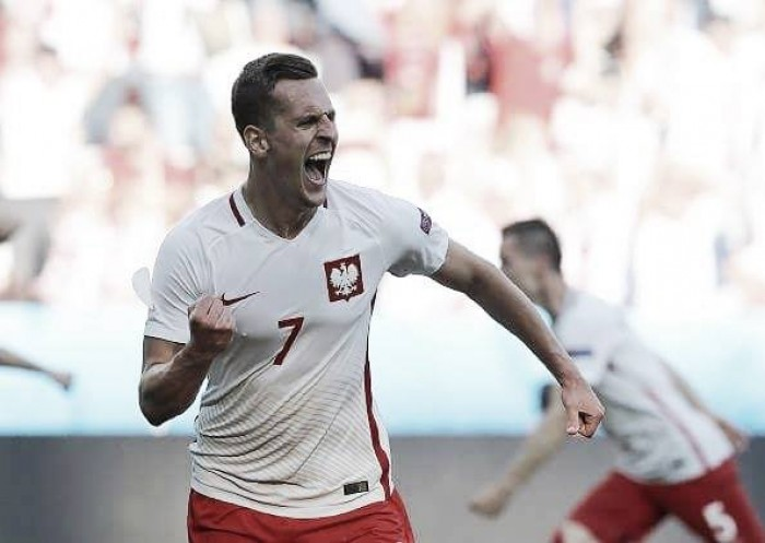 Arkadiusz Milik delighted to score winner against Northern Ireland