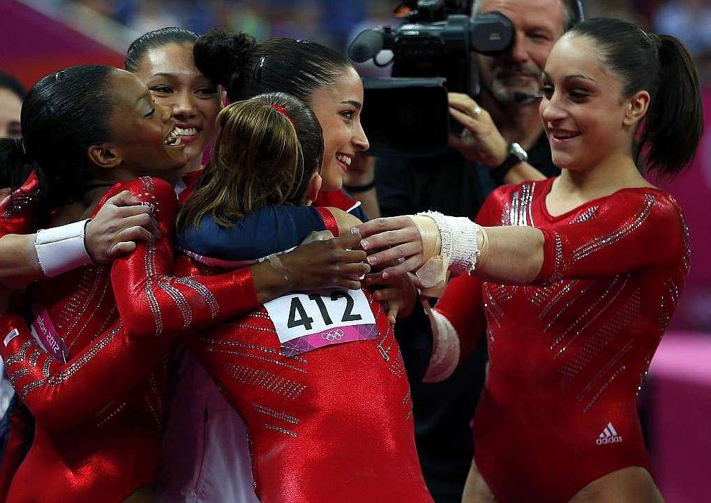Estados Unidos consigue el oro por equipos tras cuatro olimpiadas