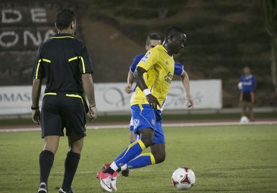 Las Palmas gana al Marino y se adjudica el trofeo Sebastián Martín Melo