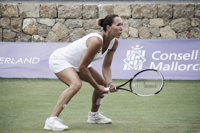 WTA Mallorca: Jelena Jankovic defeats Ana Konjuh to move into second round