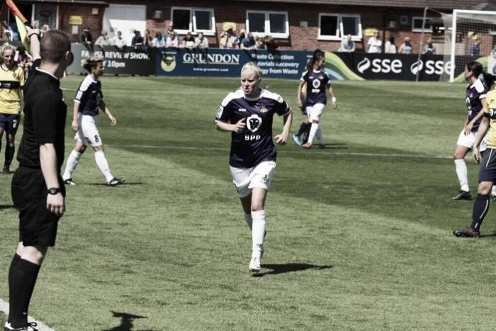 Lauren Cresswell returns to Doncaster Belles
