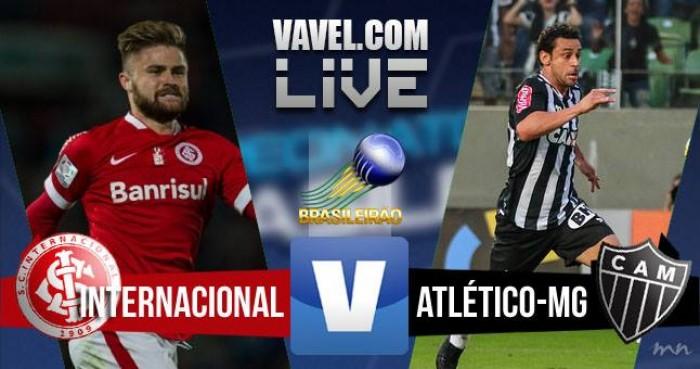 Resultado: Inter x Atlético-MG no Brasilerão (2-0)