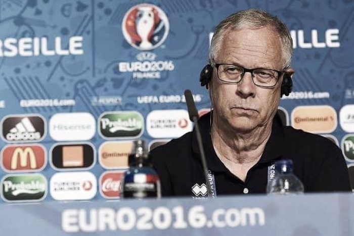 Lars Lagerbäck's pre-match presser: Iceland going for the win against Hungary