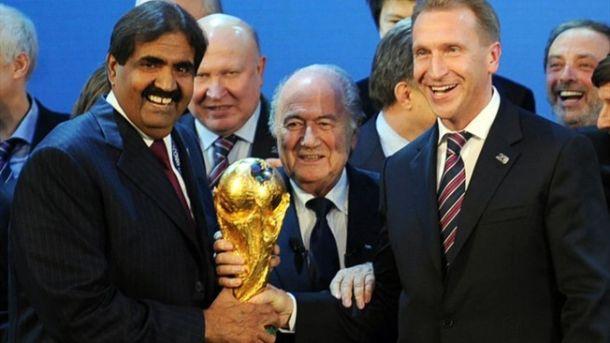 """""""L'erreur"""" de la FIFA pour la Coupe du Monde au Qatar"""