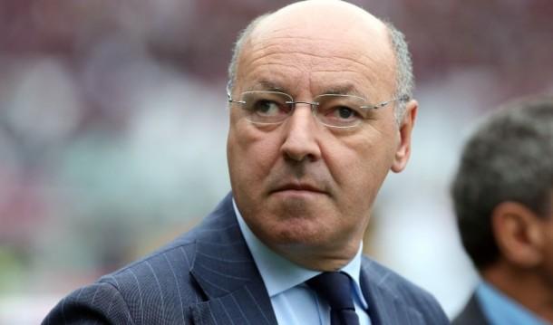 """Juventus, Marotta: """"Mancini si nasconde, io dico Inter"""""""