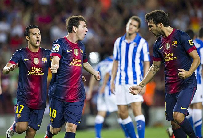 La Real estrena la Liga con derrota