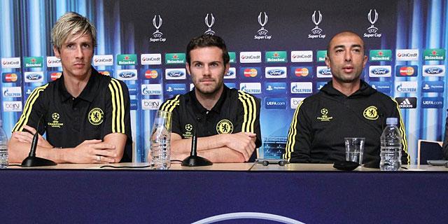 """Di Matteo: """"Falcao es la gran amenaza del Chelsea en la final"""""""