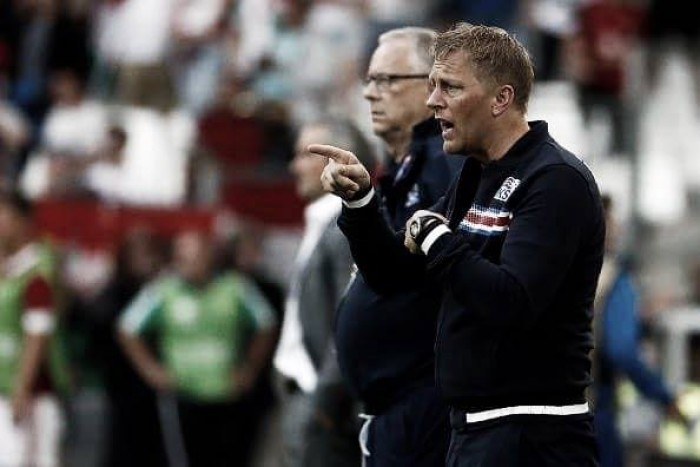 Iceland coach Heimir Hallgrímsson admits devastation with Hungary point
