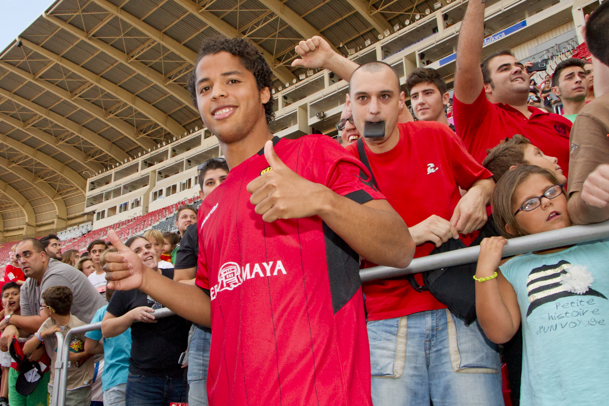 """Giovani Dos Santos: """"He venido aquí para explotar"""""""