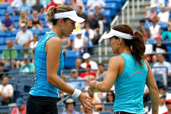 US Open: La cruz del dobles