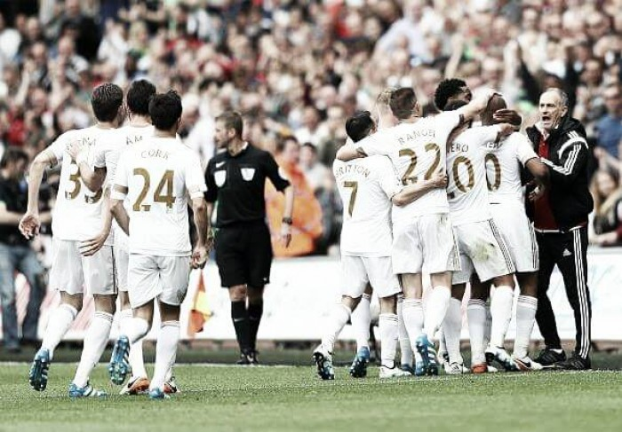 Swansea City's 2016-17 Premier League fixtures announced