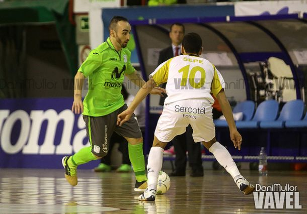 Marfil Santa Coloma - Aspil-Vidal Ribera Navarra: goles asegurados en un duelo prometedor