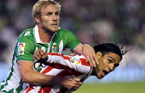 Real Betis Balompié 2-4 Club Atlético de Madrid: Una imagen vale más que mil palabras.