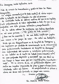 Arnaldo Félix devuelve el dinero a la Federación de Peñas