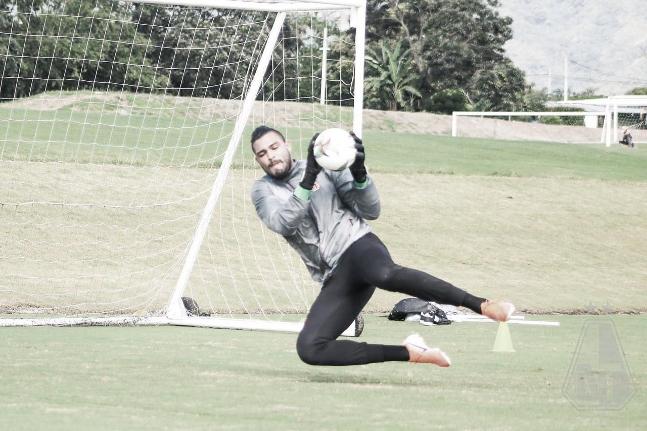 Deportes Tolima ya se prepara para la temporada 2021