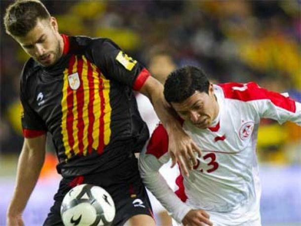 Ocho jugadores del Barça se enfrentan a Cabo Verde con la selección catalana