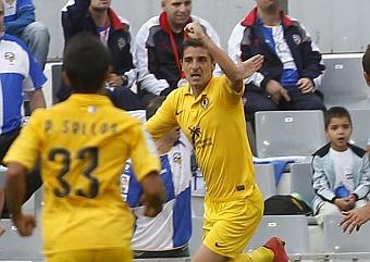 Portillo le hace un roto al Sabadell