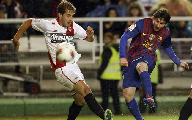 Rayo Vallecano - FC Barcelona: Vallecas aguarda al líder