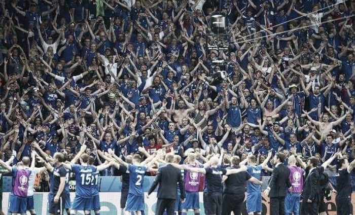Iceland ooze pride as they reflect on England win