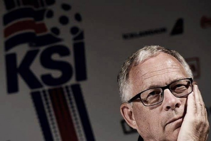 Lars Lagerbäck's pre-match presser: Iceland ready to make history against England