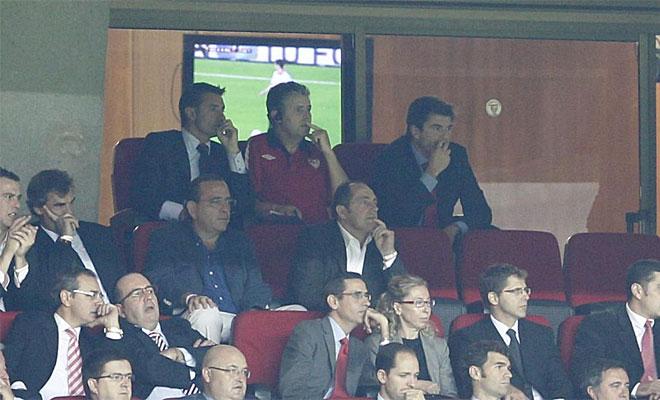 Sevilla FC - RCD Mallorca: puntuaciones del Sevilla, jornada 8