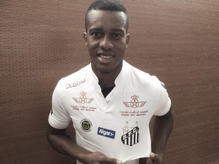 Atacante Jonathan Copete assina com Santos e pode estrear diante do São Paulo