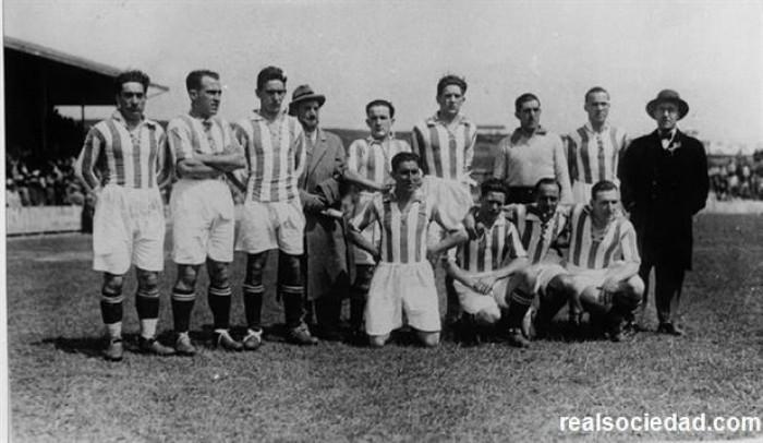 Leyendas de la Real Sociedad: Paco Bienzobas