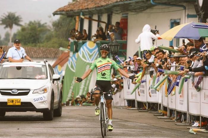 Cristhian Montoya conquista Salento
