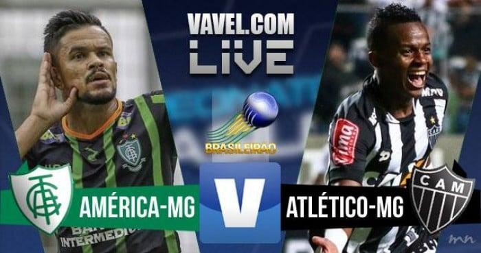 Resultado América-MG x Atlético-MG no Campeonato Brasileiro 2016