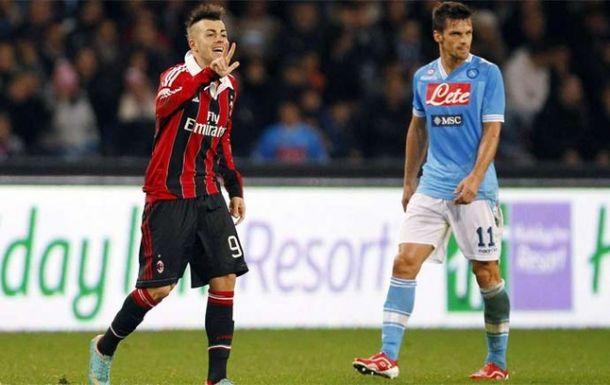 Partido Milan vs Nápoli en vivo online