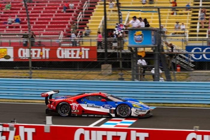 IMSA altera BOP da classe GTLM visando desempenho do Ford GT para Mosport