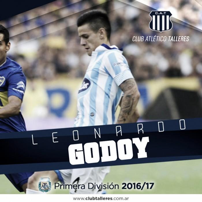 """Godoy, nuevo refuerzo de la """"T"""""""