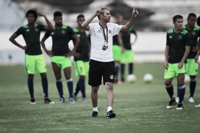 Santa Cruz pode estrear reforços no meio-campo diante do Internacional