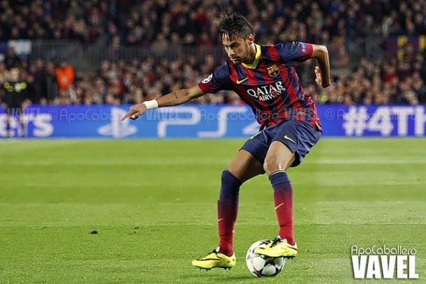 FC Barcelona 2013/14: Neymar da Silva