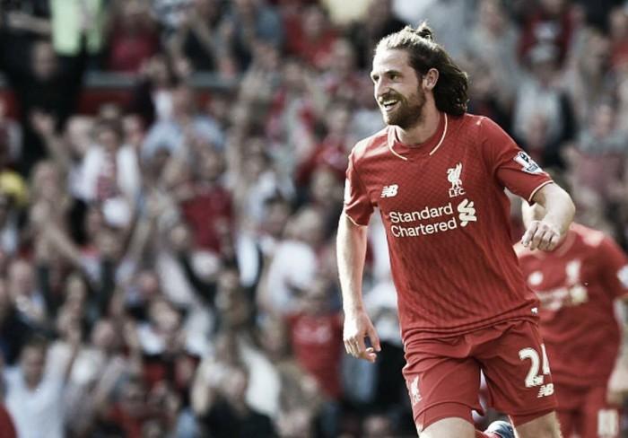 Liverpool midfielder Joe Allen attracting interest from Sevilla