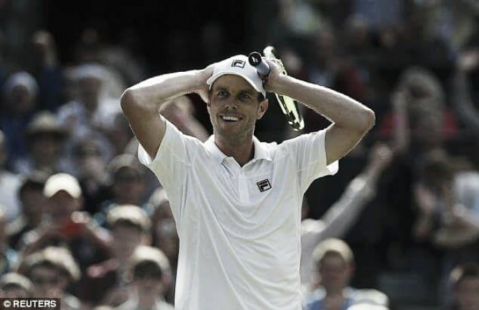 Sam Querrey: From nothing at Nottingham to knocking out Novak