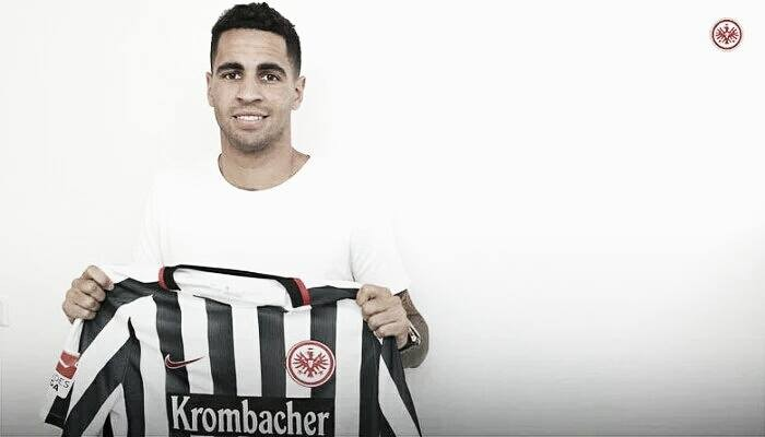 Eintracht Frankfurt capture Real Madrid midfielder Omar Mascarell