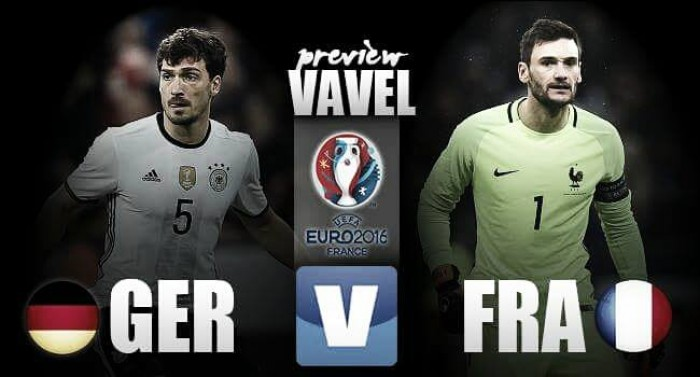 Germany vs France Preview: Heavyweights clash in second semi-final