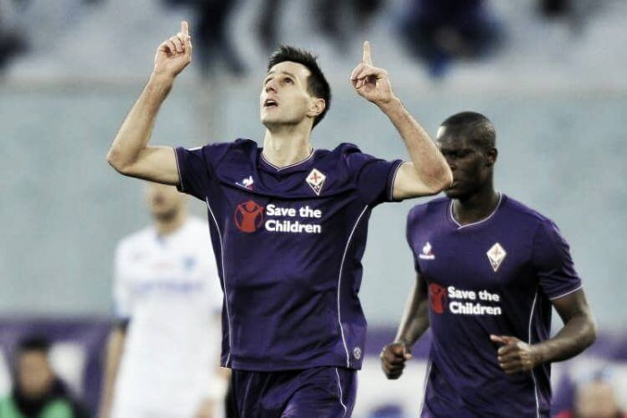 Leicester City interested in Kalinic, suggests agent