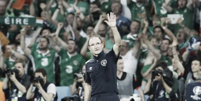 """Martin O'Neil: """"Hay que jugar con la misma intensidad que contra Italia"""""""