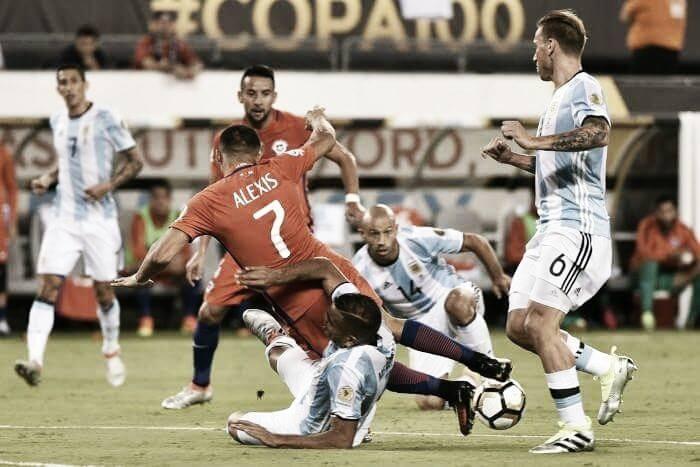 Gabriel Mercado apologises for tackle on Alexis Sanchez